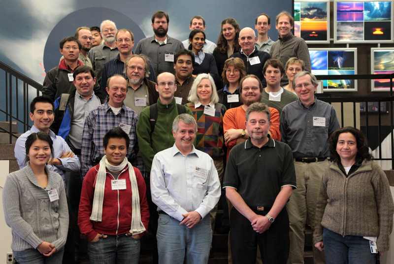 Group Photo,        February 13,2010